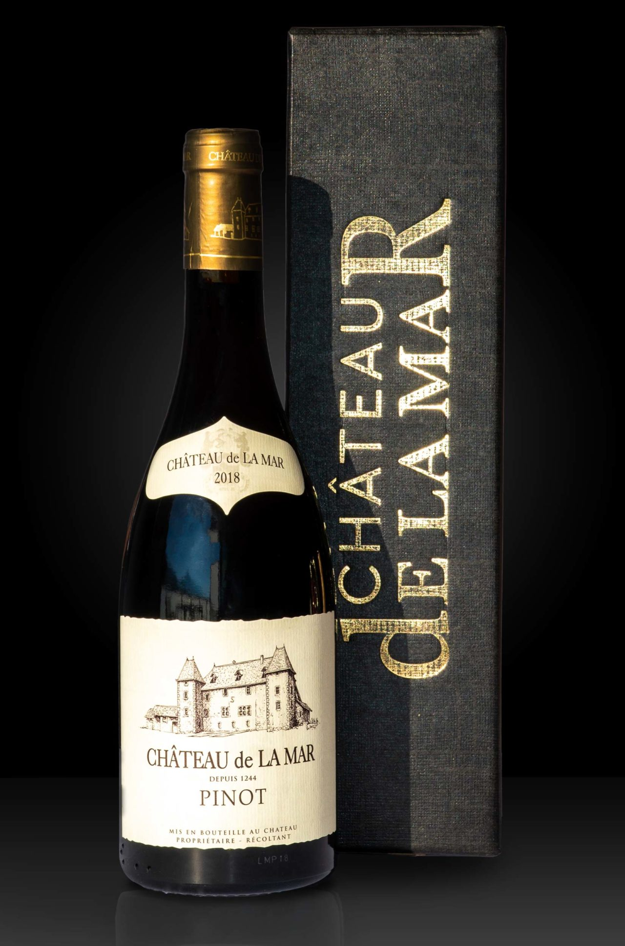 Coffret Bouteille Unique - Vins de Savoie