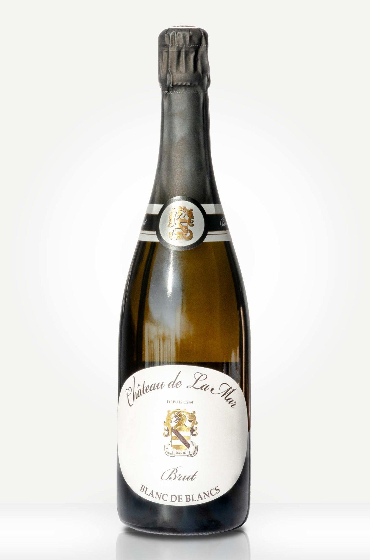Bouteille Cremant Brut Blanc de Blanc Savoie