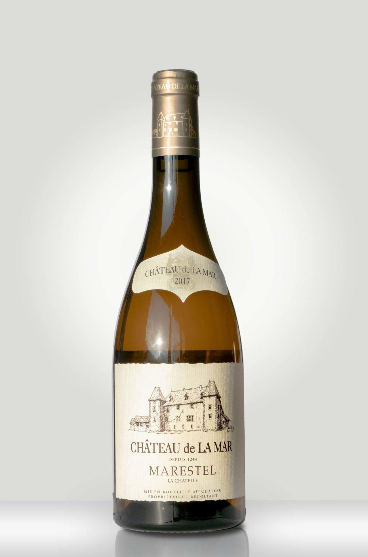Bouteille Marestel La Chapelle - Vin blanc de Savoie