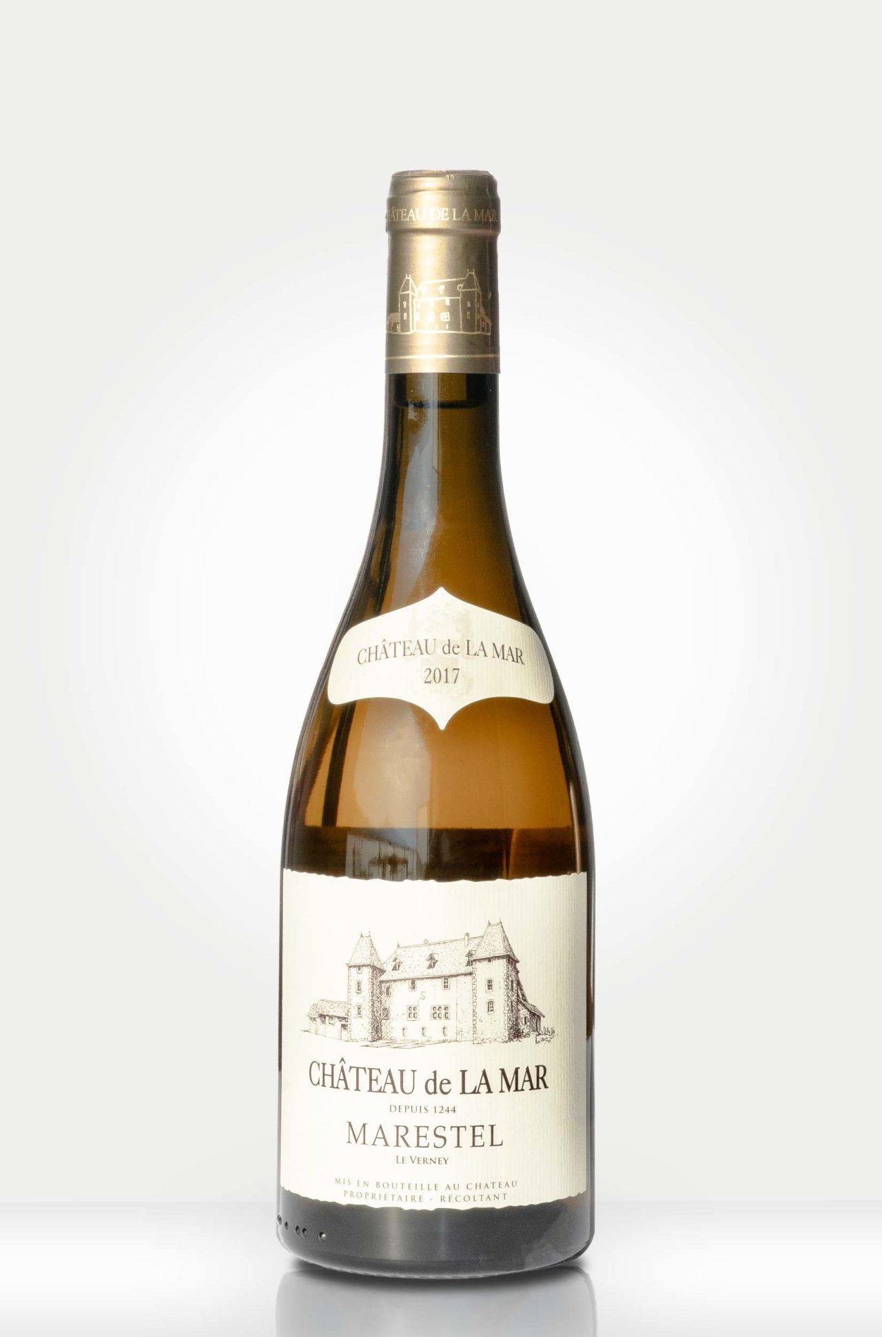 Bouteille Marestel La Verney - Vin blanc de Savoie