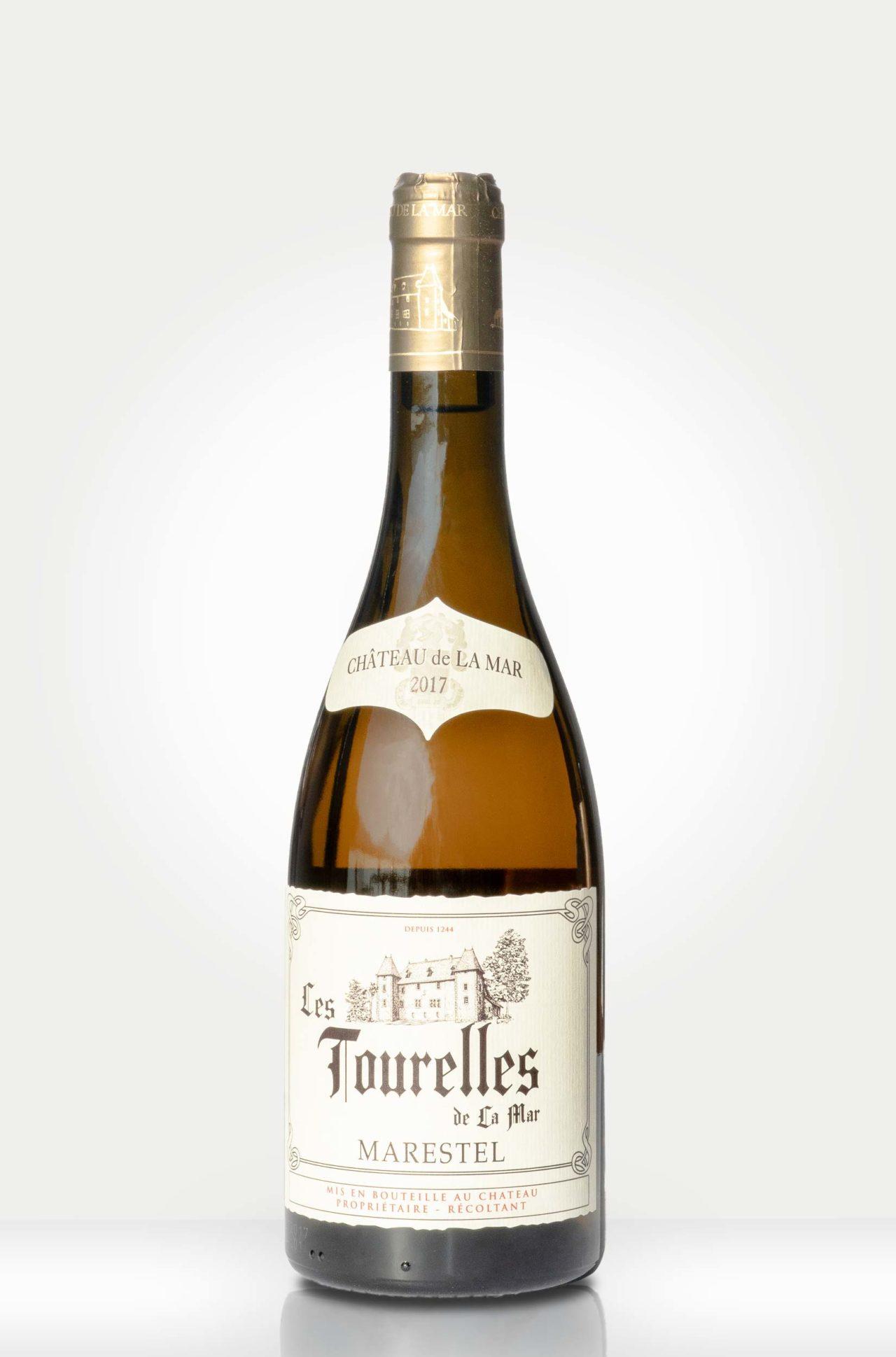 Bouteille Marestel Les Tourelles - Vin blanc de Savoie