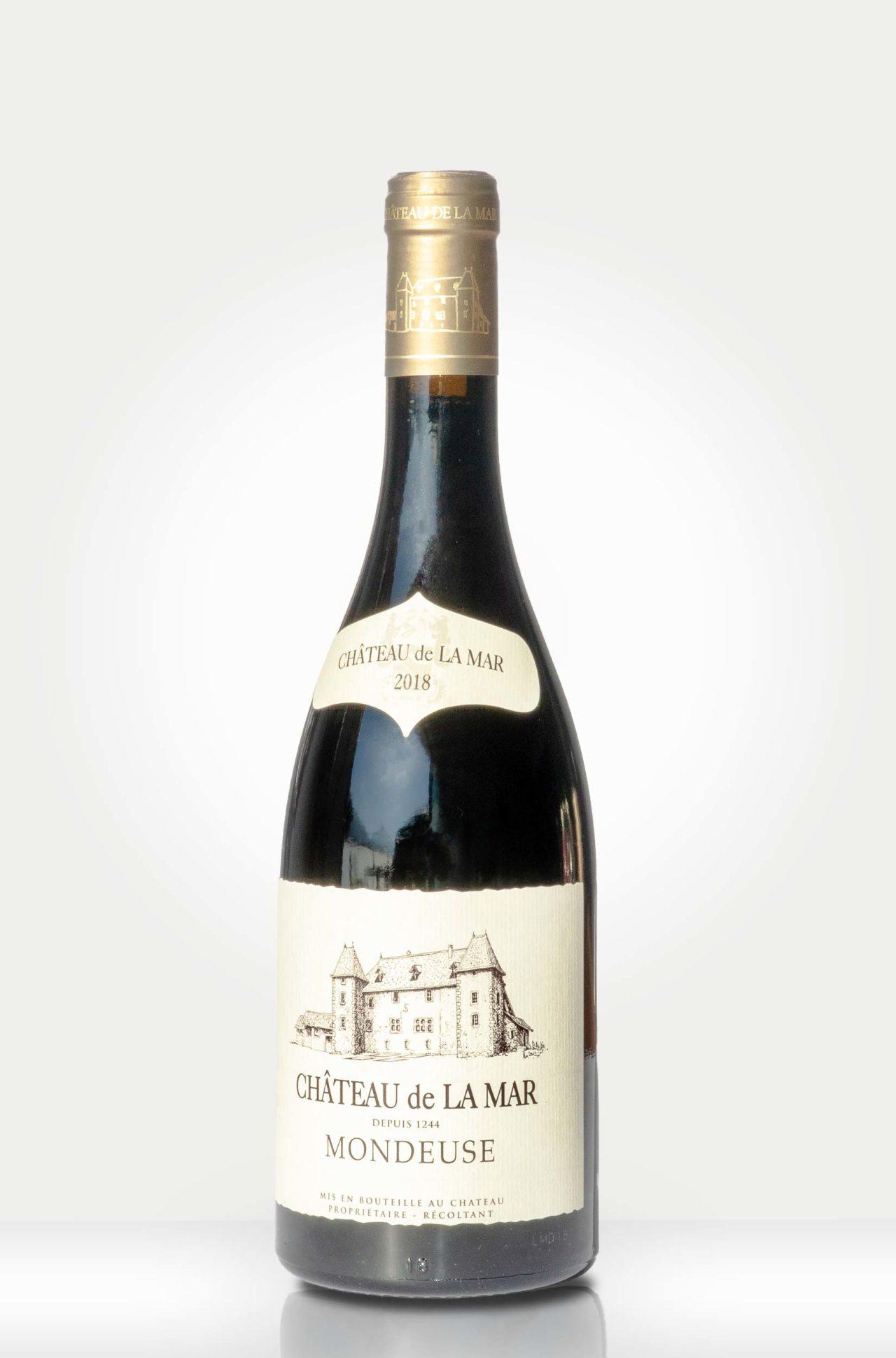 Bouteille Mondeuse Savoie - Vin rouge de Savoie