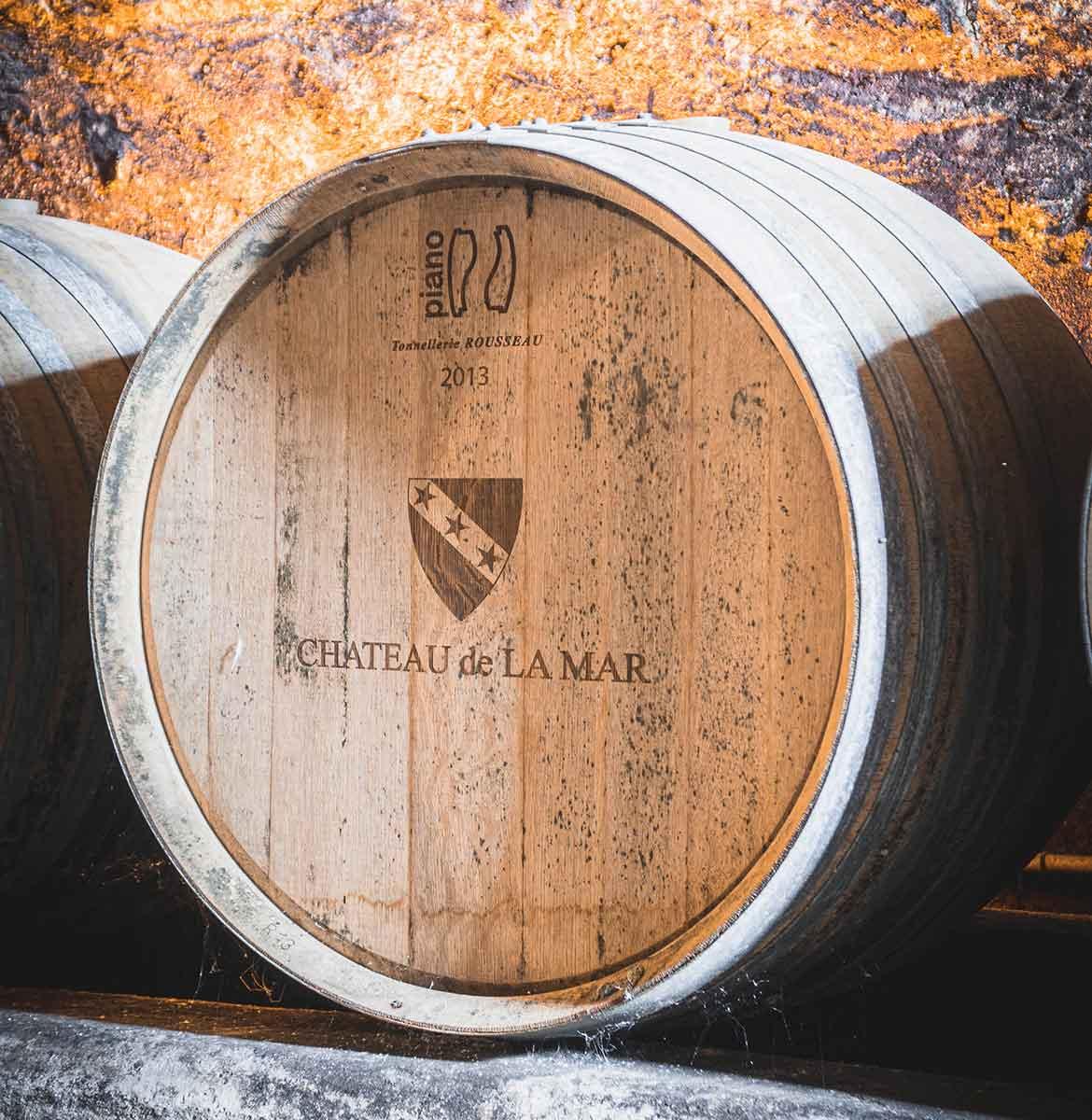 Fut en Chene pour nos vins de savoie