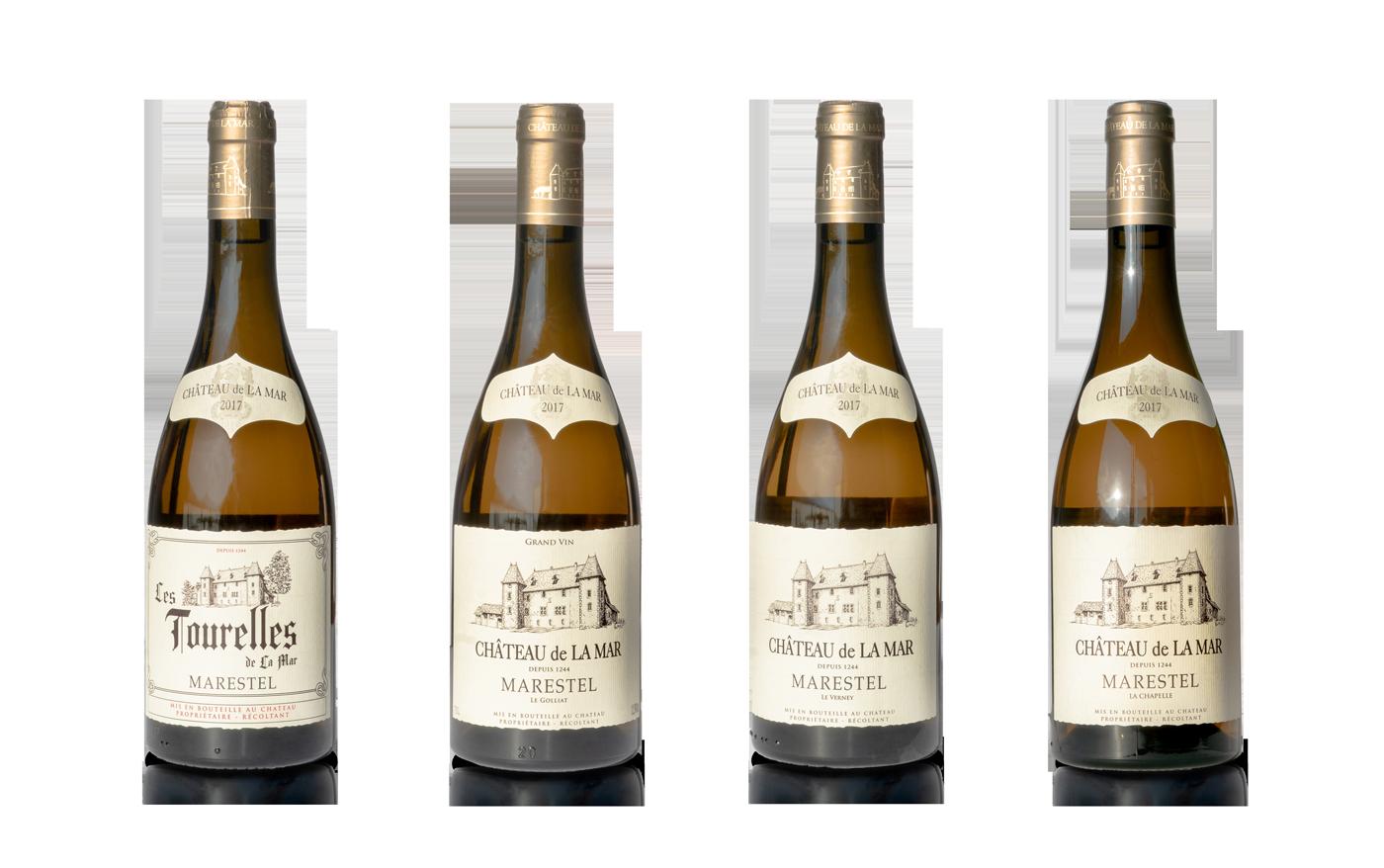 Les Marestel Vins Blancs de Savoie - Chateau de La Mar