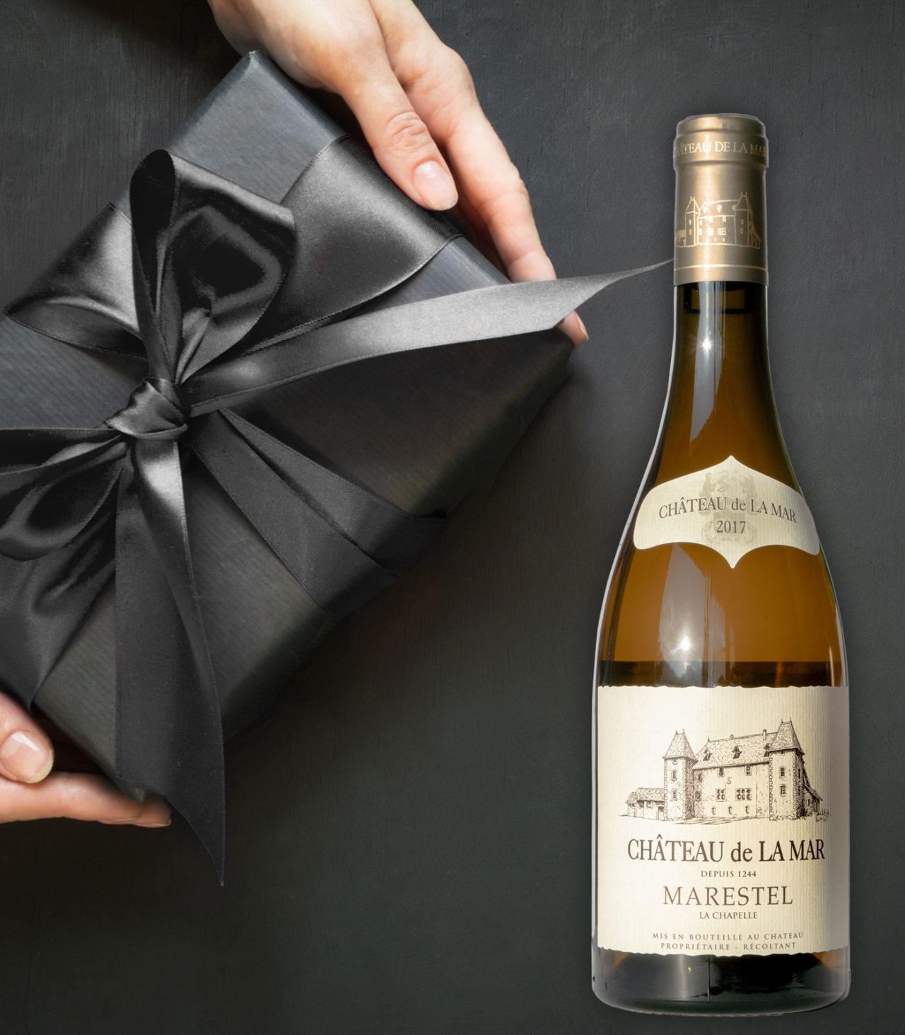 Cheque Cadeau vin Chateau de La Mar - Vins de Savoie