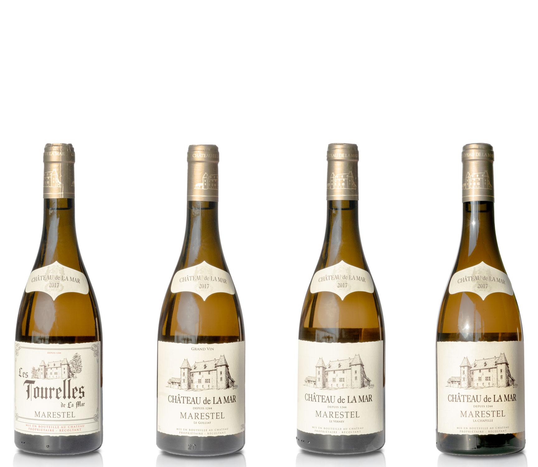 Vins blancs de Savoie - Clos Marestel